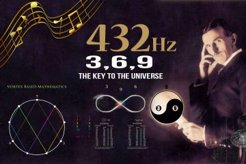 432 Hz – Unlocking The Magnificence Of The 369, The Key To The Universe!
